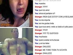Omegle Tombul milf