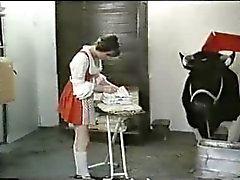 comédies du sexuels vintage allemand ( obstétrique de Dirndl l'Oder Lederhose )