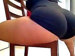 Twerking on Chair