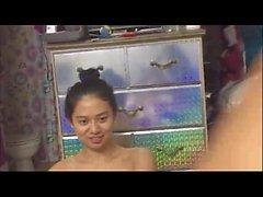Vietnamita Modelo Americano Gf Follada por Bf -
