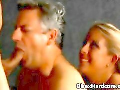 Insane hardcore free bi-sexual porn