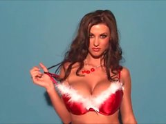 Alice Goodwin is a Busty Christmas Miracle
