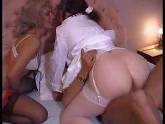 ла enfermera дель clistere