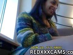 Adolescente caliente a tocarla gatito jugoso plus anal play en webcam Las directo de Leake