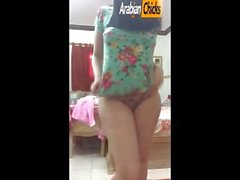 Indian girl with big ass making selfshot video full at arabianchicks
