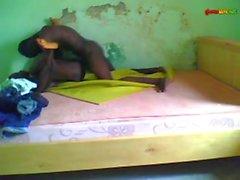 Африканские подростки имеют любительского сексом