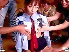 Japon kızları bath room.avi şekerli olgun kadın saldırdı