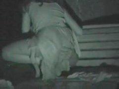 Grande espião de sexo noturno