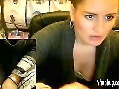 En kvinna Arbetsmiljö X - Yhookup.comA Woma