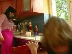 Busty housewife fucks the plumber
