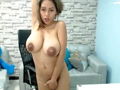 Procace Desi indiana amatoriale si masturba in webcam