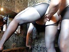 Amateurs BIG âge mûr foufoune court Kinky Fisting