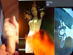 Cum Hommage à Candy Fox (Final Fantasy XIV)