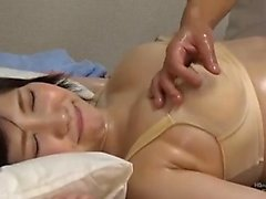 Asian Chick With Big Milky Boobs