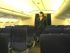 Секс в самолете - AP