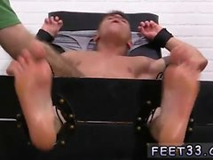 Football gay porn cartoon movies Sebastian Tied Up & Tickled