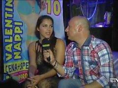 Serata Speciale contro Valentina Nappi - Disco Armony di Bondeno
