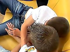 Gay video He humps him rock-hard and deep, banging away at L