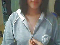 Asya Webcam : Pembe Islak Pussy Big Boobs ve Pastal