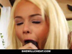 SheWillCheat - Karı yutar Black Cock Hile
