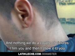 LatinLeche - Hot Latino Seduced And Fucked Bareback