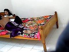 A Desi La muchacha follada en Hidden Tablero 1 de