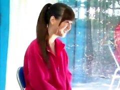 Japon Lezbiyen Masajı sahne 2