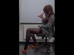 Min älskade sexigt sekreterare kroppen)