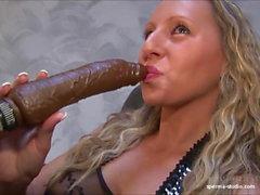 Aşırı Creampies & Cumshots - Seksi Natalie T1