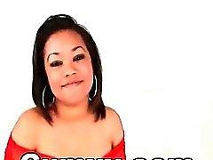 Petite Ebony Üfleme And Yalama BBC'nin