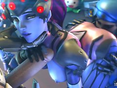 Overwatch SFM Adult Collection la bouche