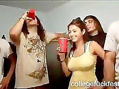 Hottie Tori Black Fucking Hard Cock in Crowded College XXX!!!