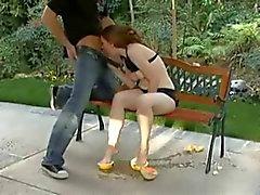 À pied Impressionnant rapports sexuels