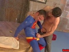 superman violated