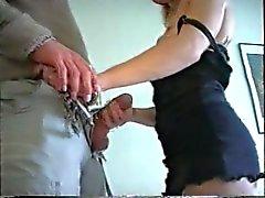 Blonde Oekraïne Girl - Amateur in Hotel