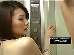 Drunk oriental honey acquires screwed by two dudes hd