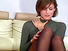 Sweetheart exposes butt upskirt and pink flaps
