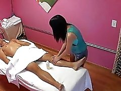 scena di sesso di impura sostituire di massaggio usuale per un cap