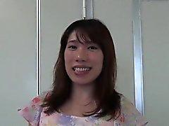 Asiaten öffnen klebrig Muschi