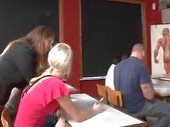 немецкий мамаша учитель