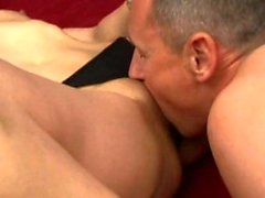Lou loves anal with her husband