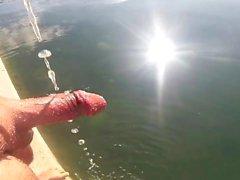 gallo en la gira en y bajo el agua 50 minutos