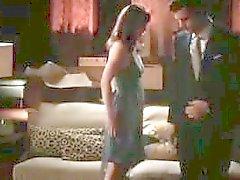 Dakota Johnson Cinquante nuances de gris étendu Cam Nude