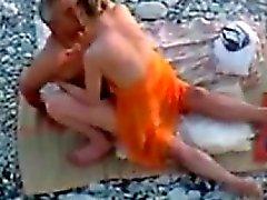 Di coppia cazzo fin che arriva Alla Spiaggia di