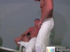Sıcak banyo lanet Part4 Cumhuriyeti'nden Gavin sular