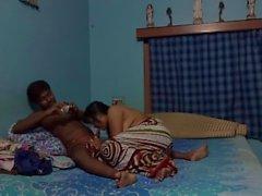 Bengalese Moglie scopata dal suo giovane Boy Friend