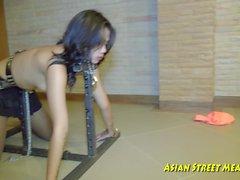 Sucré et obéissants le nettoyant à plancher Asian