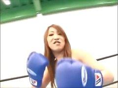 Japonais Yanki (délinquant) filles en maillot de bain Boxe Pov