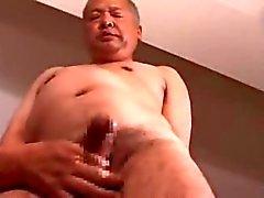 Japani kypsä mies