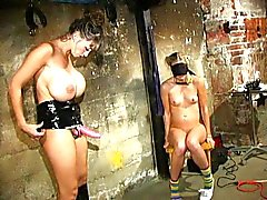 Horny Leah Luv submits willingly